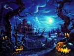 Fright Night of Halloween