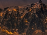lights on the Alps