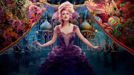 The Nutcracker And The Four Realms 2018 Movies Entertainment Background Wallpapers On Desktop Nexus Image 2435880