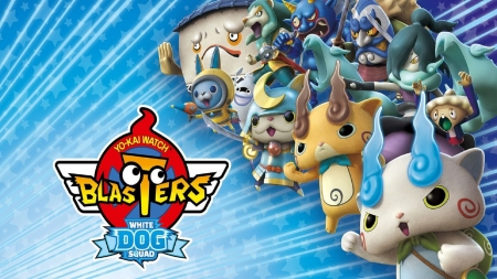 yo kai watch blasters - Battle, Team, Blaster, Yokai