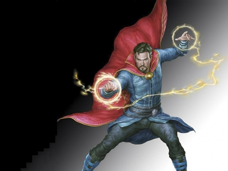 Doctor Strange - Comics, Superheroes, Marvel, Doctor Strange