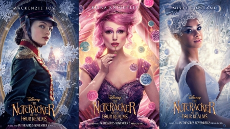 The Nutcracker And The Four Realms 2018 Movies Entertainment Background Wallpapers On Desktop Nexus Image 2436849