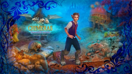 Chimeras 8 Heavenfall Secrets03 - video games, fun, puzzle, hidden object, cool