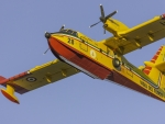 Seaplane Firefighter, Italy