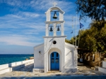 Chapel in Aigina Island, Greece