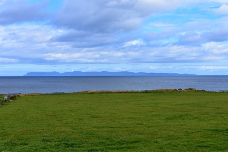 The Orkney Islands From The North Coast Mainland - Scotland - Scottish Highlands, Scottish Coastline, Scotland, Scottish Islands