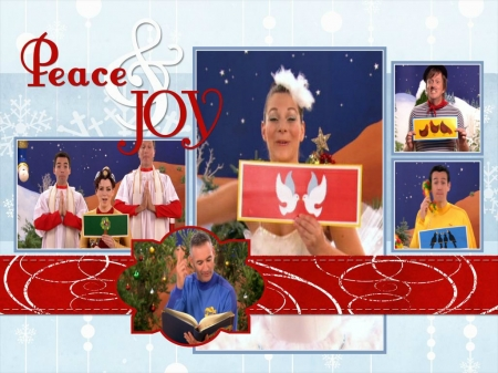 12 Days Of Christmas - Days, 12, The, Christmas, Wiggles, Of