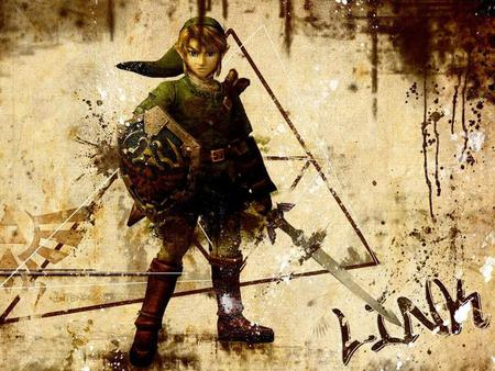 Link - video game, zelda
