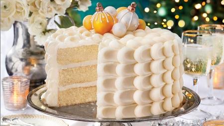 Snowy Vanilla Cake - Photography & Abstract Background Wallpapers on Desktop Nexus (Image 2440614)