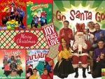 All 5 Wiggles Christmas Movies
