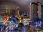 Christmas in San Antonio, Texas