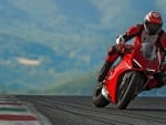 Panigale V4 S Action