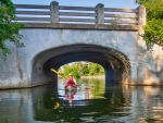 Kayak on Rideau Canal