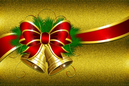 Jingle Bells 3d And Cg Abstract Background Wallpapers On