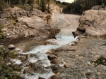 Elbow Falls looking downstream