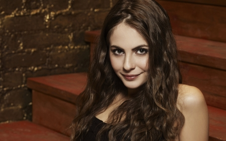 willa holland - brunette, willa, woman, holland
