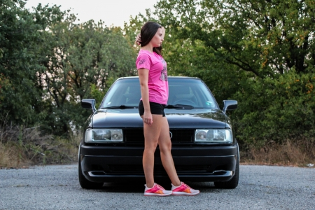What would you choose? - sportedition, kamei, audisport, audi, audikamei, babe, audi80, sport, girl, girls