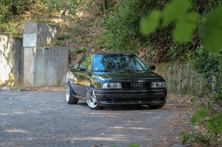 Audi Sport Edition - sportedition, audisportedition, audi, audi80, japanracing, kamei