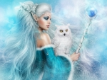 Snow Fairy Queen