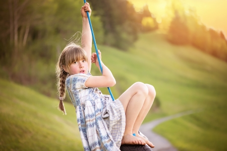 Little girl - lovely, leg, pure, blonde, Mountain, baby, cute, sit, girl, swing, feet, summer, barefoot, nature, white, childhood, pretty, grass, sunset, adorable, sightly, play, sweet, nice, wallpaper, beauty, hand, face, child, bonny, Hair, little, DesktopNexus, beautiful, dainty, kid, fair, photography, green, people, pink, Belle, comely, princess