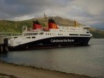 Ullapool To Stornoway Ferry - Scotland