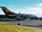 Panavia Tornado - Leuchars Air Show - Scotland (1997)