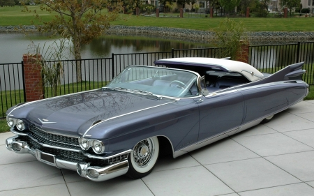 Customized 1960 Cadillac Eldorado - cadillac, cars, eldorado, 1960, customized