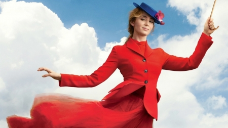 Mary Poppins Returns 2018 Movies Entertainment Background Wallpapers On Desktop Nexus Image 2444255