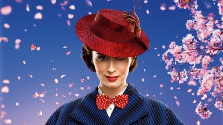 Mary poppins returns 2018 movies entertainment - Mary poppins wallpaper ...