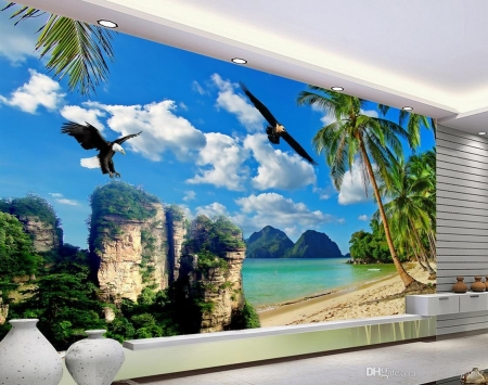 :-) - interior, home, wall, stickers
