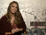 Jessica Alba Interview