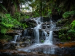 Leura Waterfalls, NSW, Australia