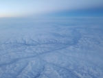 Frozen Tundra Northern Russia