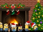 Minions Tree Decorate