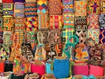 Colorful Bags in Colombia