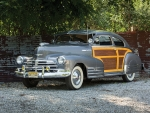 1948 chevrolet fleetline 2 door country club