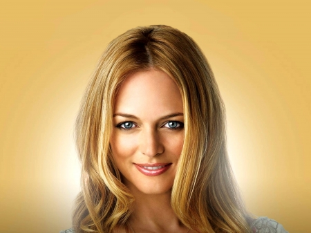 Heather Graham - beautiful, 2018, Heather Graham, colorful, model, closeup, smile, Heather, actress, wallpaper, Graham, face