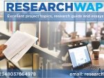 Project topics and research materials