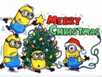 Minion Christmas Greeting