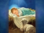 Sleeping Baby Jesus