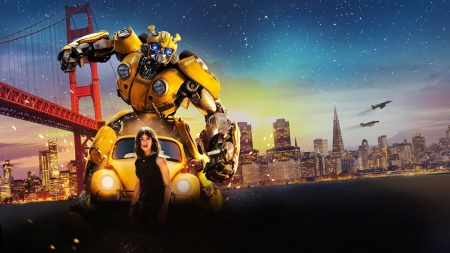Bumblebee - fun, cool, movies, entertainment, Bumblebee