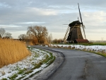 Mill at Gein, Netherlands
