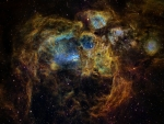 NGC 6357 The Lobster Nebula