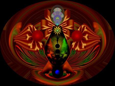 Lava Lamp - fantasy, mind teasers