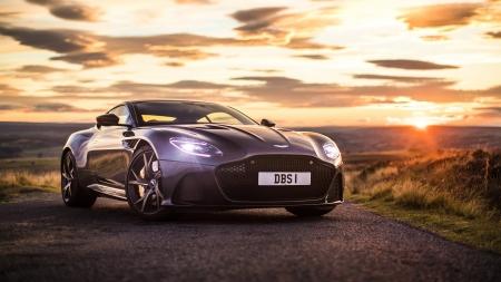 2019 Aston Martin Dbs Superleggera Aston Martin Cars Background