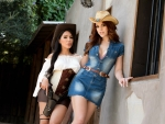 Cowgirls ~ Lena Star & Molly Stewart