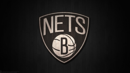 Brooklyn Nets - Brooklyn Nets, Emblem, Baketball, Brooklyn, Nets, NBA, Logo