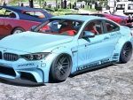 BMW M4 - Liberty Walk