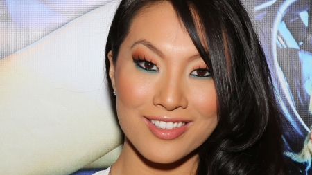 Asa Akira - Asa Akira, brunette, japanese, actress, closeup, asian, smiling