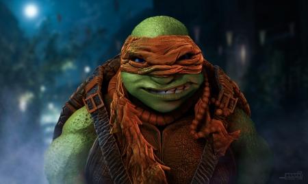 Teenage Mutant Ninja Turtles 2014 Movies Entertainment Background Wallpapers On Desktop Nexus Image 2452748